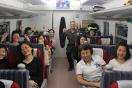 普悠玛号火车初体验